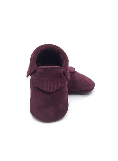 Moots Bebek Ayakkabısı Bordo